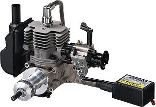 Gas Engine: Zenoah G20ei Gas Engine